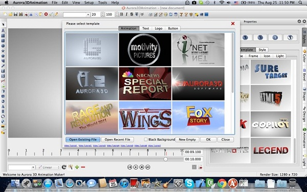 Easy 3D Video Title and Intro Animation Maker on Mac App Store