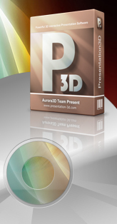 Presentation3D full screenshot