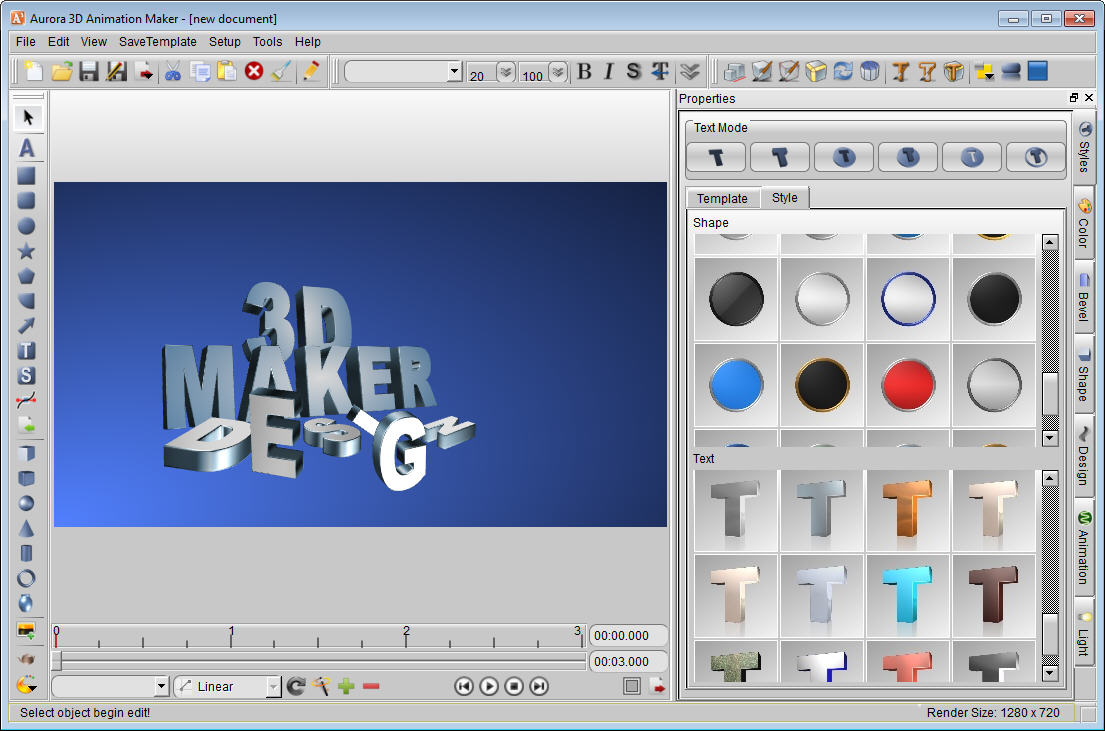 Animation maker for mac - f