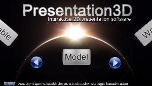 d interactive business presentation software  examples download, Templates