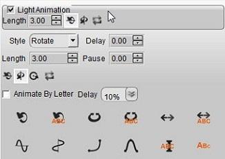 Aurora 3D Maker (Mac & Windows) Animation
