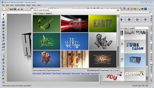 Aurora 3D Maker (Mac & Windows) Screenshot