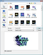 Xara 3D Maker Template 01