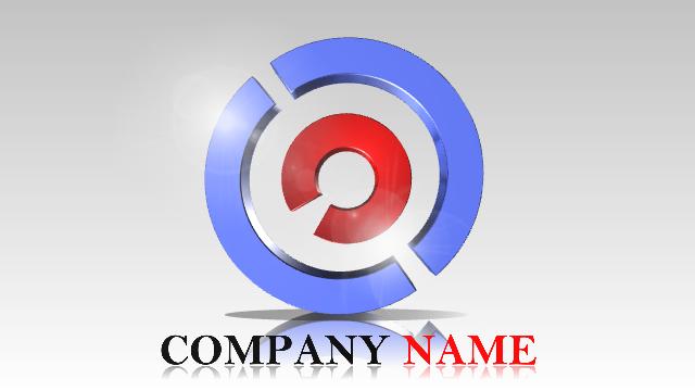 New 3D Logo Examples 4 - Aurora 3D Text Logo Maker