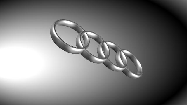 New 3D Logo Examples 6 - Aurora 3D Text Logo Maker