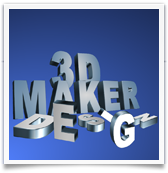 Easy 3D Text Maker | Business 3D Logo Maker | Cool Logo