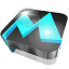 Aurora 3D Text & Logo Maker Icon