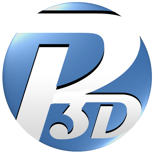 3D Interactive Presentation Software Logo
